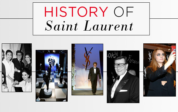 e02528eaff3 Yves Saint Laurent: Everything You Need to Know About the Iconic ...