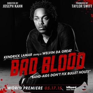 Taylor Swift, Bad Blood, Instagram