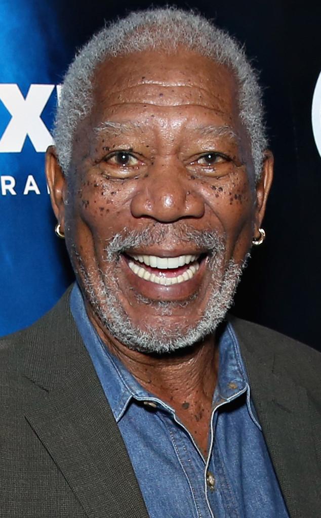 Morgan Freeman Calls For Marijuana Legalization E Online Uk