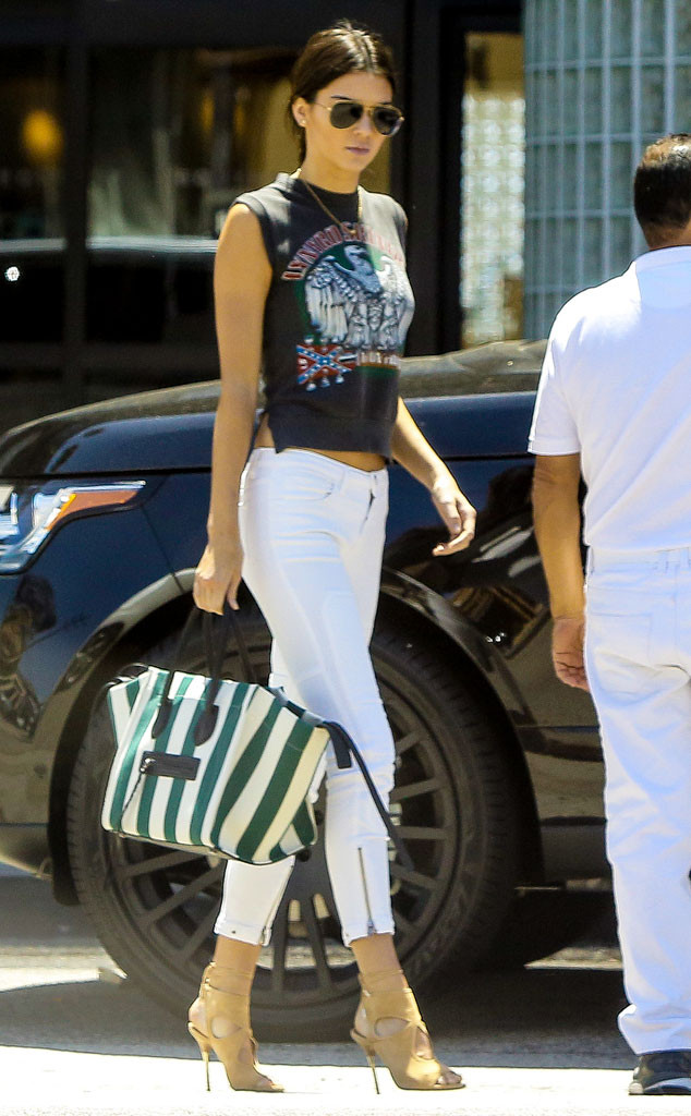 Her Outfit Costs What?! Kendall Jenner's $3,987 Rocker-Chic