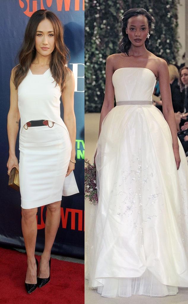 Karina Smirnoff Wedding.Karina Smirnoff From Celeb Wedding Dress Predictions E News