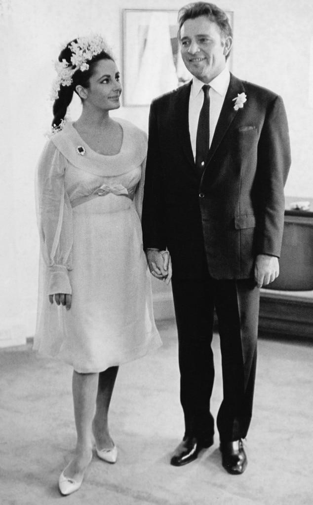 Elizabeth Taylor, Richard Burton, Wedding
