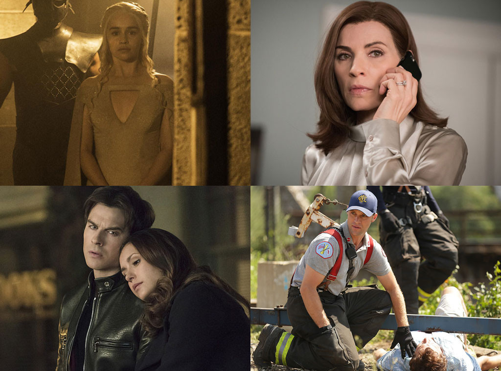 Spoiler Chat, Game of Thrones, The Good Wife, The Vampire Diaries, Chicago Fire