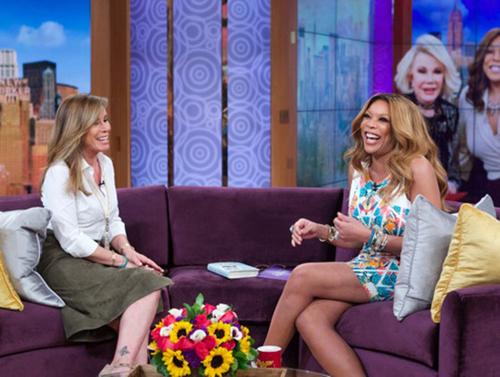 Melissa Rivers, Wendy Williams Show