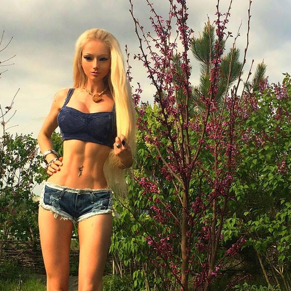 Valeria Lukyanova, Human Barbie