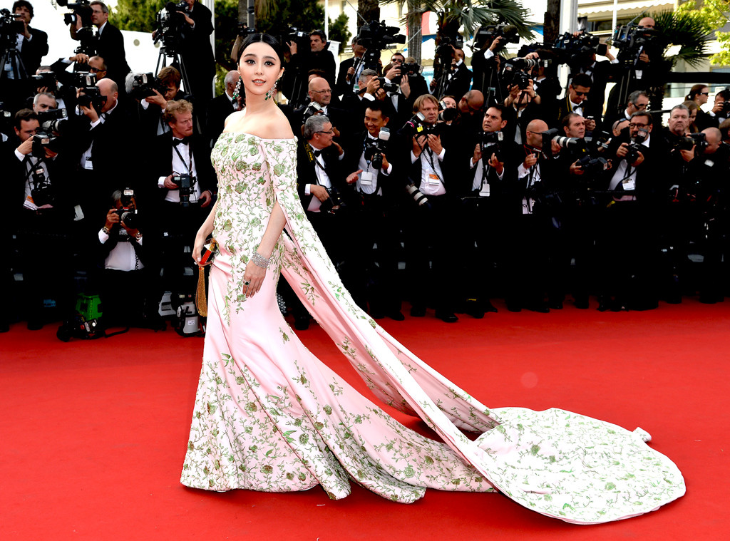 Fan Bingbing, Cannes