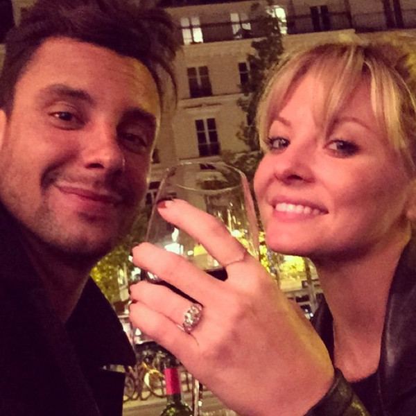 Devin Lucien, Kaitlin Doubleday, Engaged