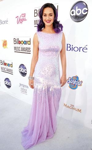 Katy Perry, 2012 Billboard Music Awards, Most Memorable Looks