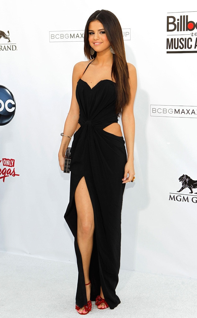 Selena Gomez -  One word: Sultry!