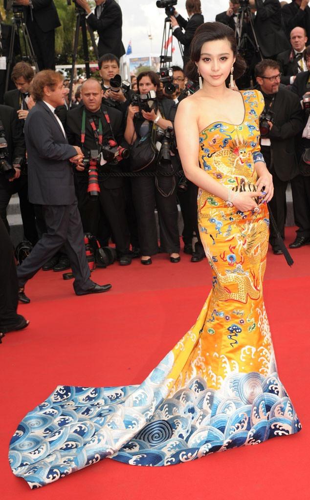 Fan Bingbing, Best Looks, Red Carpet