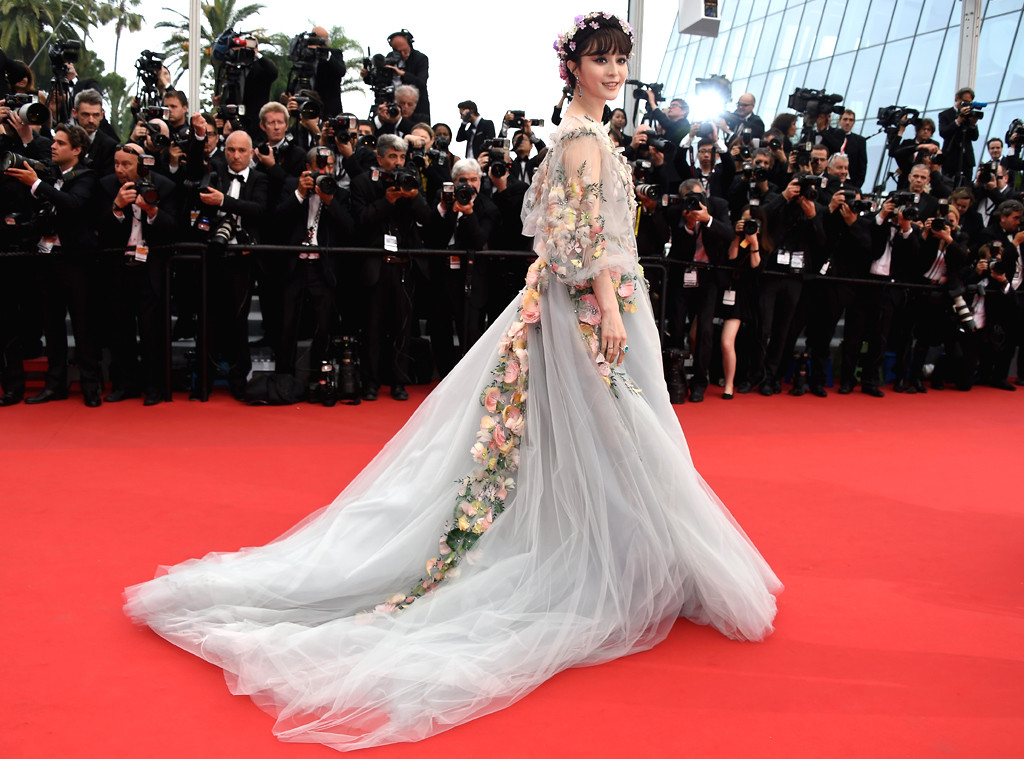 Fan Bingbing, Cannes 2015