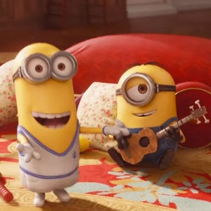 Minion Kissing Camera : We just ranked the top minion moments of all timeu check it out