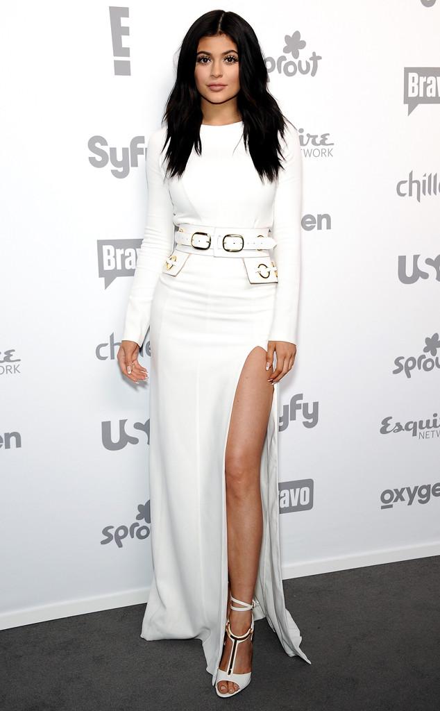 Kylie Jenner, NBC Upfronts