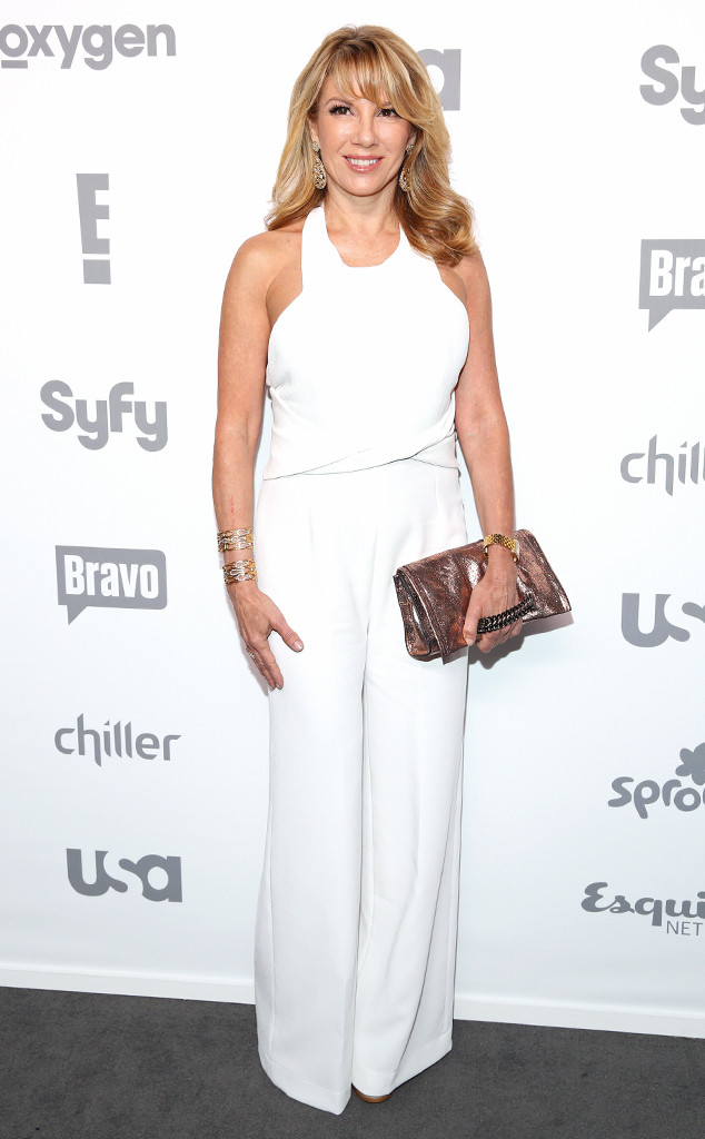 Ramona Singer, NBC Upfronts