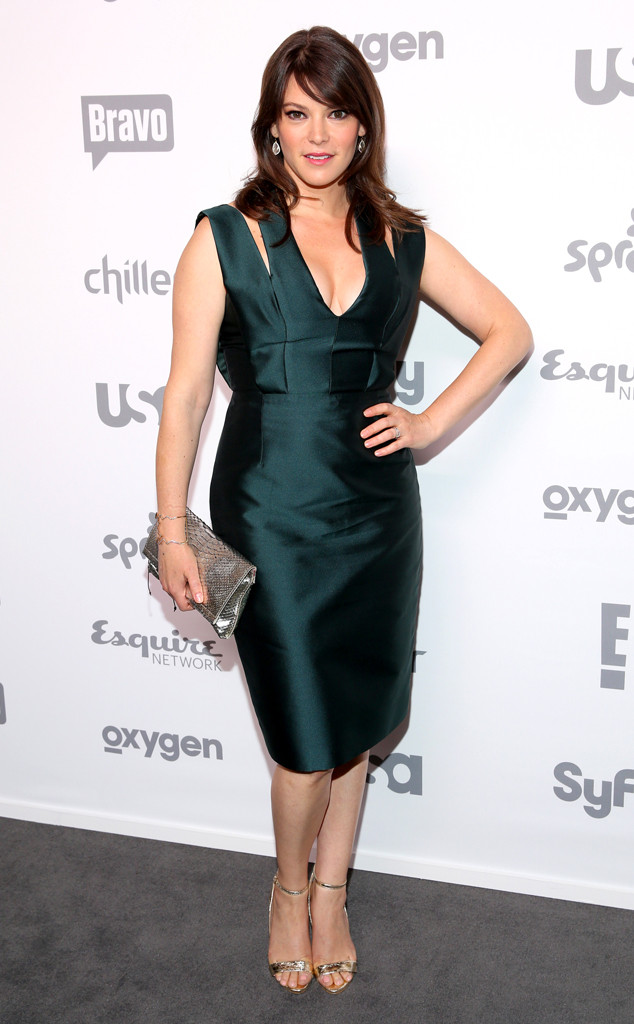 Gail Simmons, NBC Upfronts