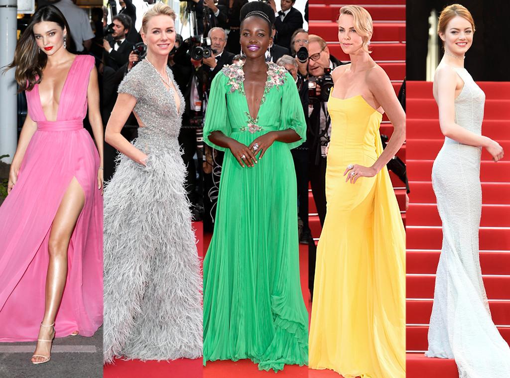 O melhor da moda no red carpet do festival de Cannes 2015