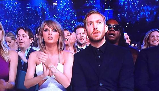 Taylor Swift Calvin Harris Kiss