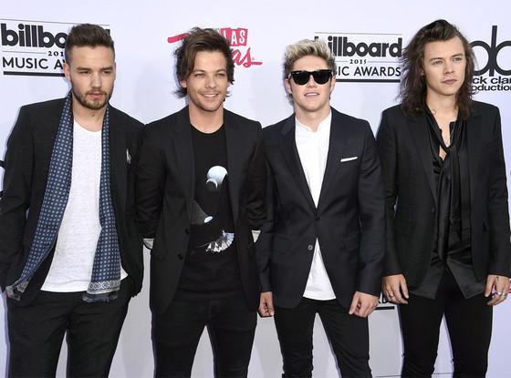 One Direction, Billboard Music Awards 2015