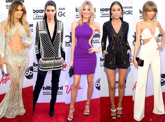 Best Dressed Billboard Music Awards 2015