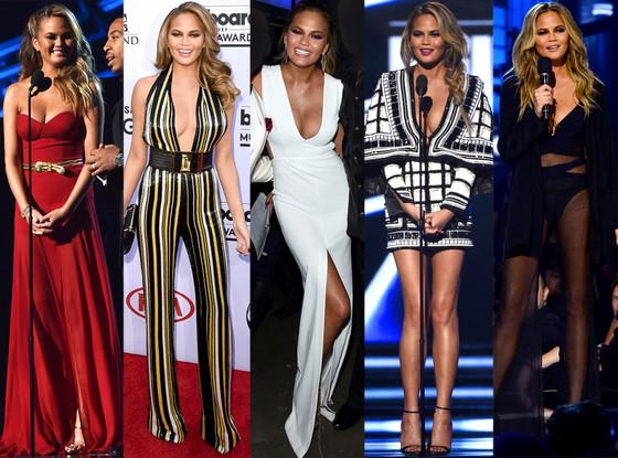Chrissy Teigen, Billboard Music Awards 2015