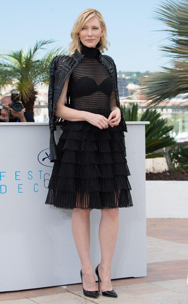 Cate Blanchett Enceinte
