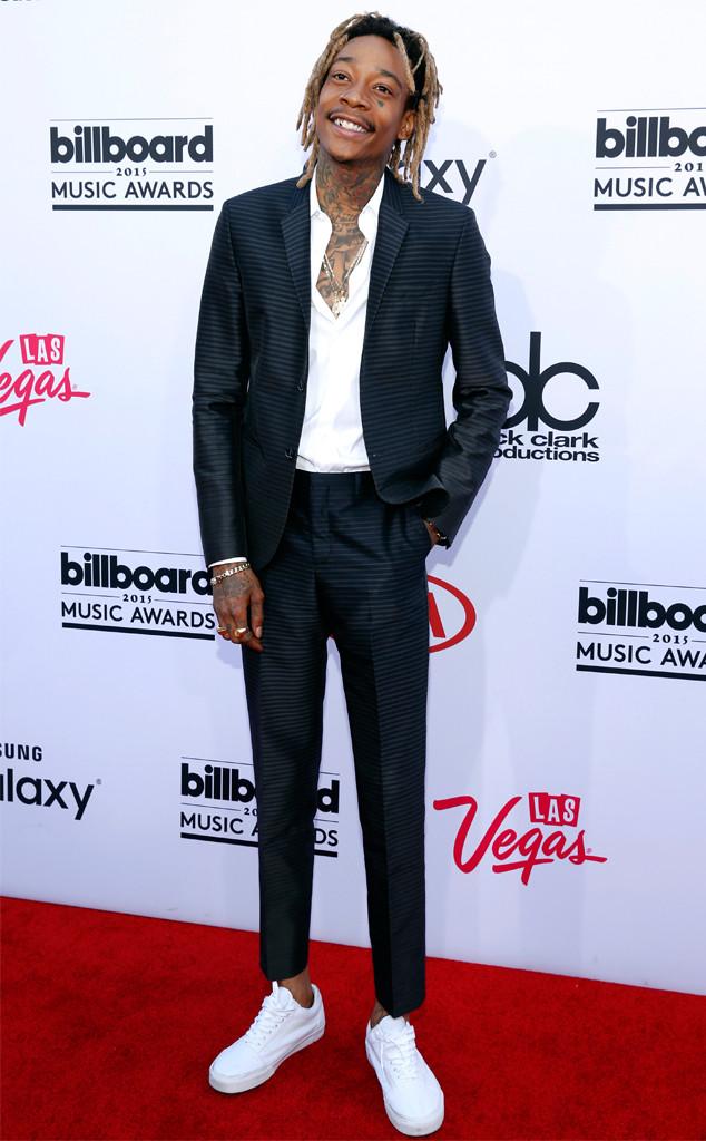 Wiz Khalifa, Billboard Music Awards 2015