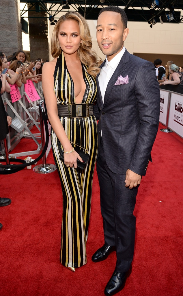 Chrissy Teigen, John Legend, Billboard Music Awards 2015