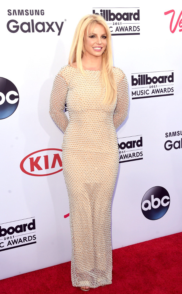 Britney Spears, Billboard Music Awards 2015