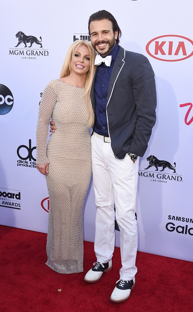 Britney Spears, Charlie Ebersol, Billboard Music Awards 2015