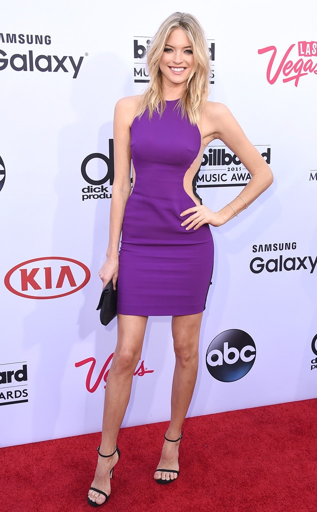 Martha Hunt, Billboard Music Awards 2015