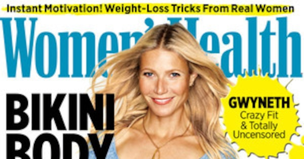 Gwyneth Paltrow Flaunts Insane Abs In Super-Sexy Womens Health Photo Shoot See Her -8951
