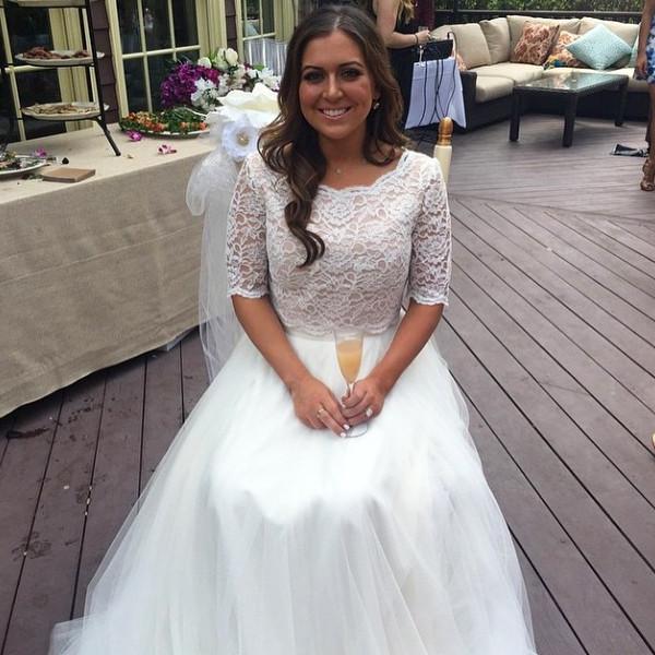 Lauren Manzo, Wedding, instagram