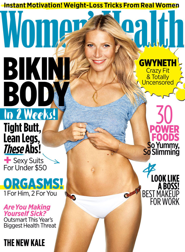Hot Damn Gwyneth Paltrow Flaunts Insane Abs In Sexy New -2147