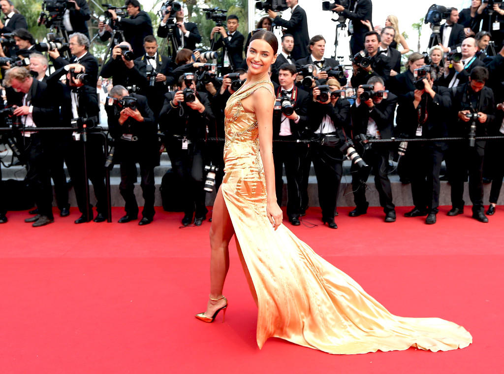 Irina Shayk, Cannes 2015