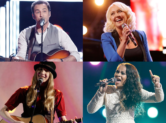 The Voice, Finalists