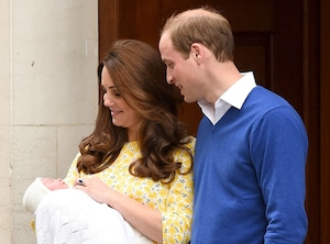 Kate Middleton, Catherine, Duchess of Cambridge, Princess Charlotte, Prince William