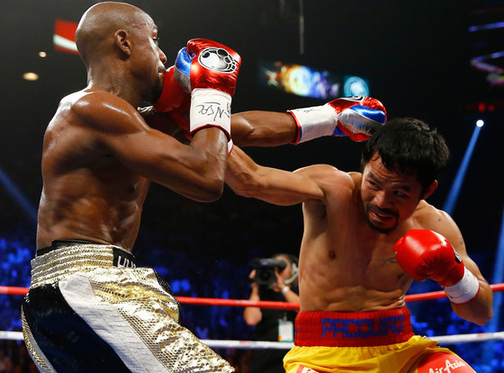 Manny Pacquiao, Floyd Mayweather Jr., Boxing Fight