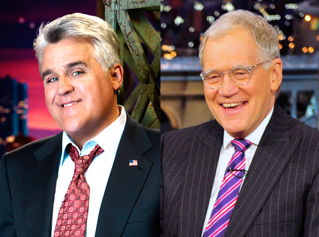 David Lettermans Late Show Finale To Feature Jay Leno Find