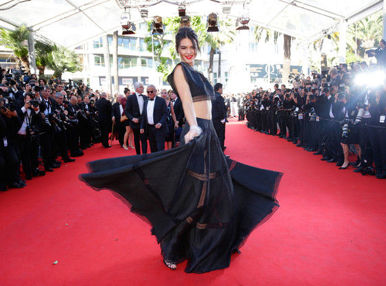 Kendall Jenner, Cannes