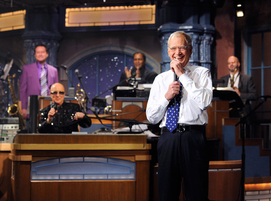 David Letterman, Paul Shaffer, Late Show with David Letterman