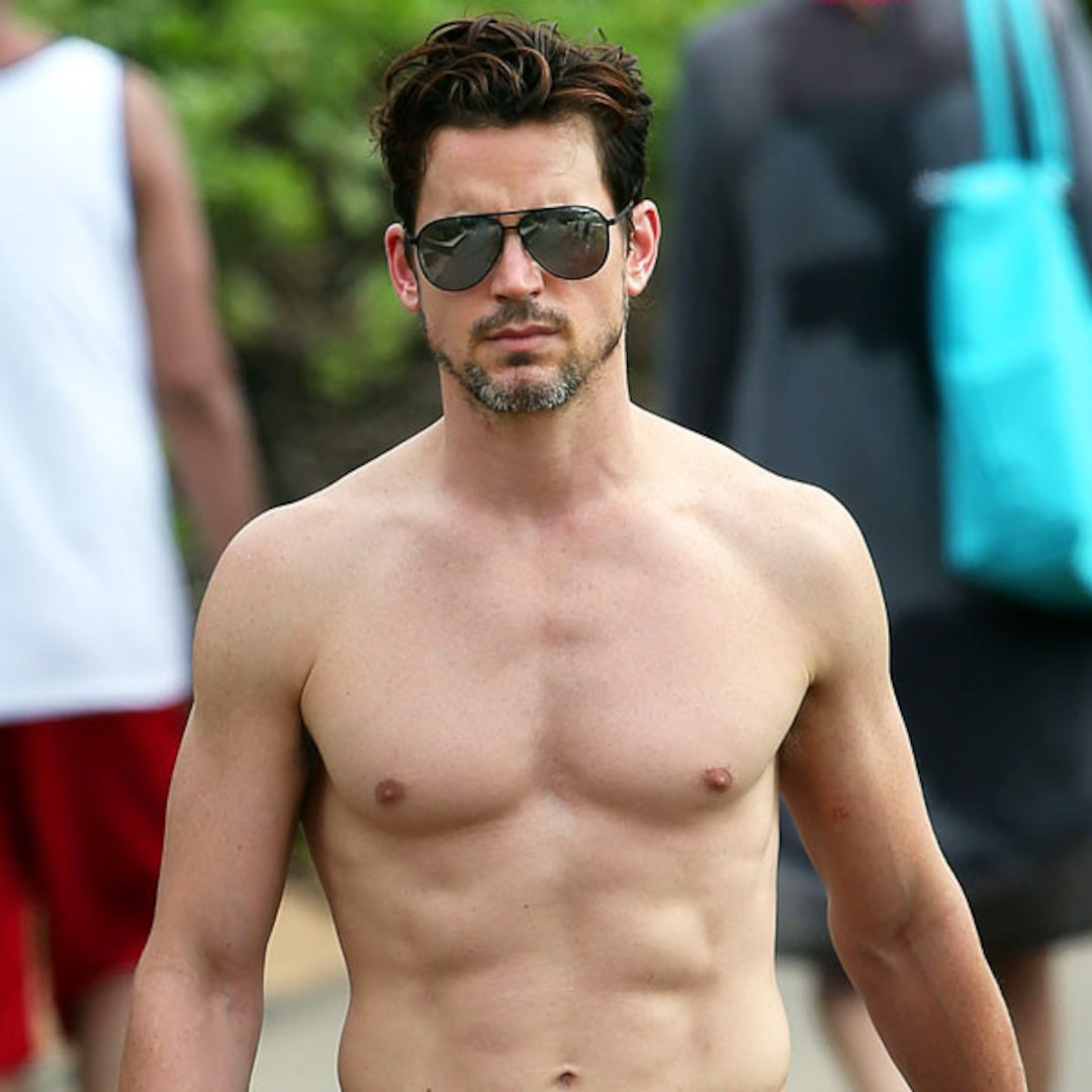 Sexy Shirtless Shots of The #WorkOut New York Men | Work