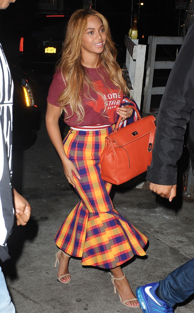 lone star style from beyoncé's street style  e news