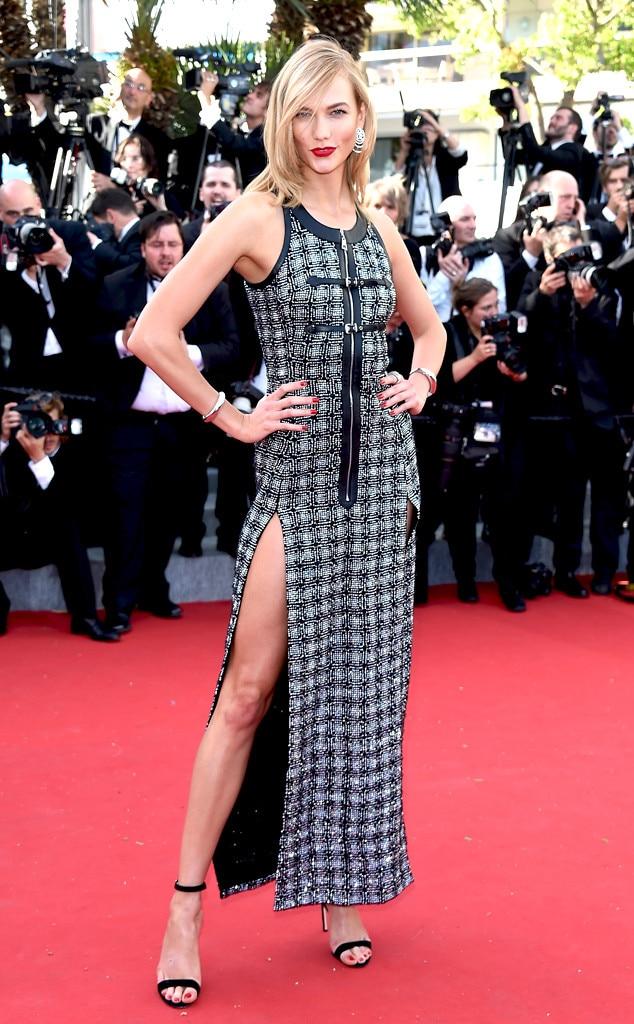 Karlie Kloss, Cannes 2015