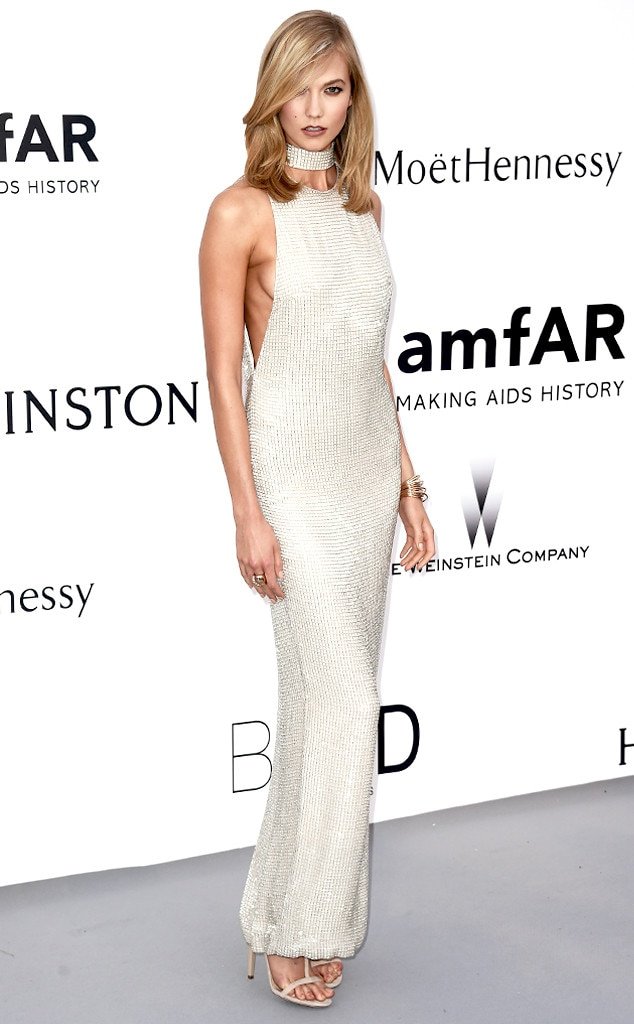 Karlie Kloss, amfAR, Cannes