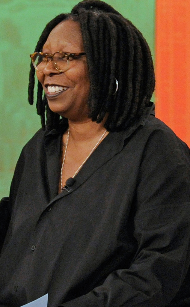 Whoopi Goldberg, The View