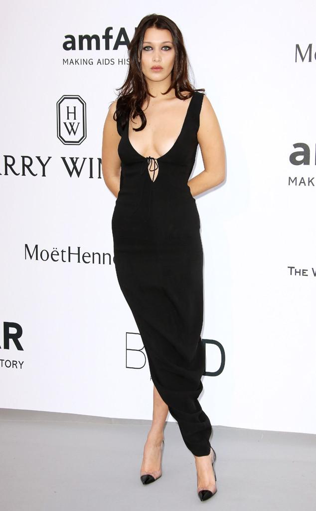 Bella Hadid, amfAR, Cannes