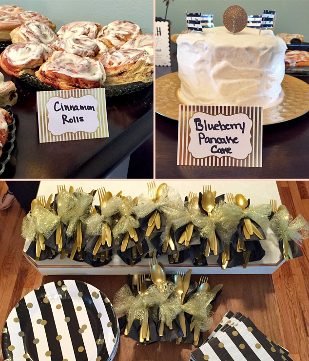 Brunch And Bubbly Bridal Shower Decorations