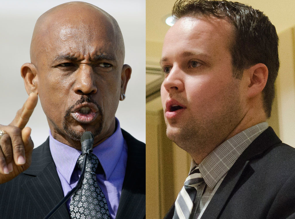 Montel Williams, Josh Duggar