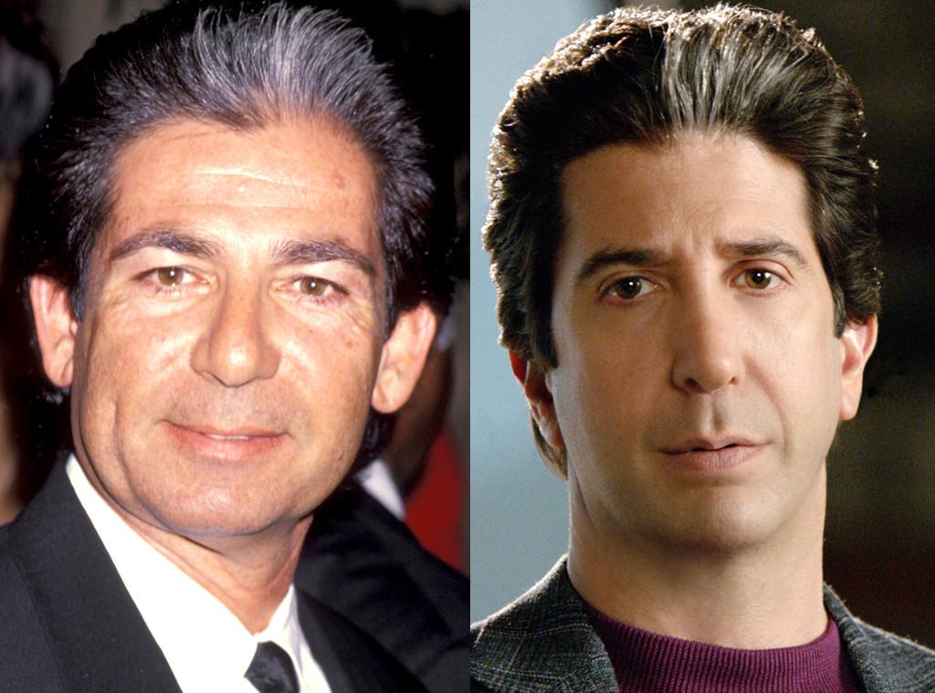 David Schwimmer, Robert Kardashian Sr., American Crime Story