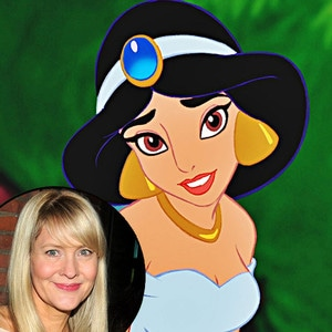 Princess Jasmine, Linda Larkin, Disney Voices